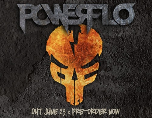 Powerflo's self-titled debut out June 23