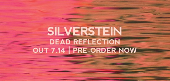 Silverstein's 'Dead Reflection' drops July 14!  Pre-orders available now