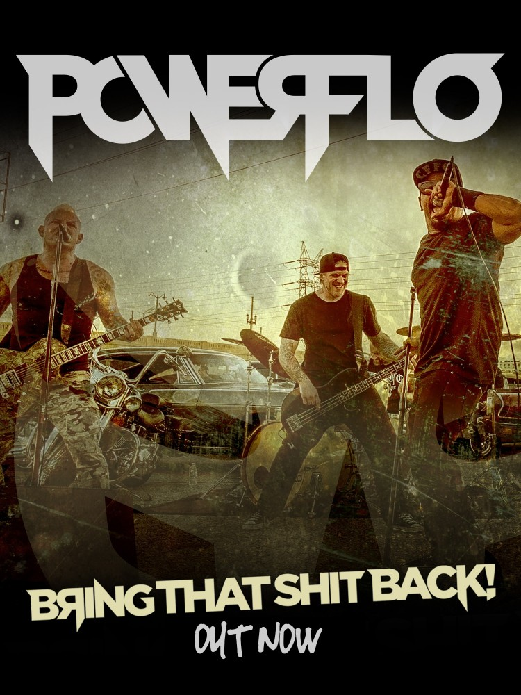 Powerflo drop new E.P 'Bring That Shit Back'